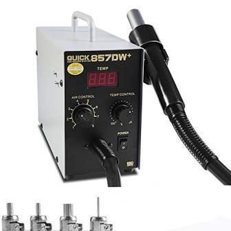 857DW QUICK SMD REWORK STATION