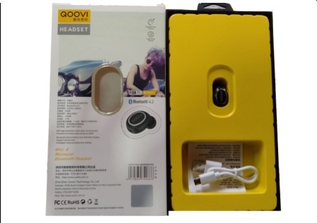 BH06 HANDSFREE BLUETOOTH QOOVI
