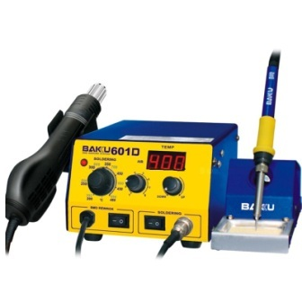 BK-601D HOT AIR GUN DIGITAL BAKU