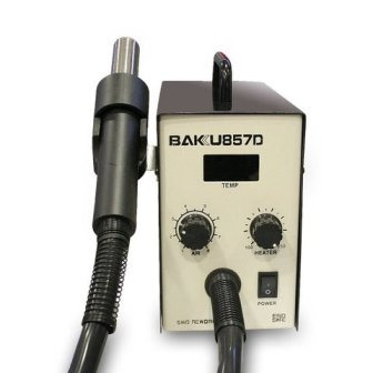 BK-857D BAKU HOT AIR GUN DIGITAL