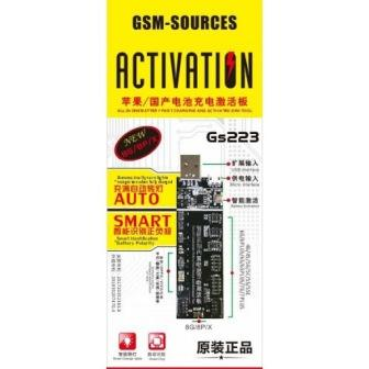GS223 BATTERY ACTIVATE AND CHARGING BOARD