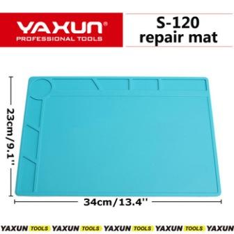 S-120 S120 HEAT INSULATION SILICONE PAD