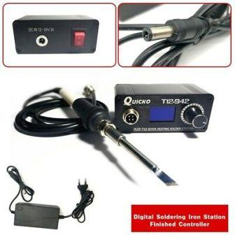 T12-942 24V-3A SOLDERING IRON / BOUTH