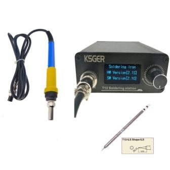 KSGER T-12+ILS TIP SOLDERING IRON / BOUTH