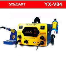 YX V84 HOT AIR GUN SMD REWORK STATION